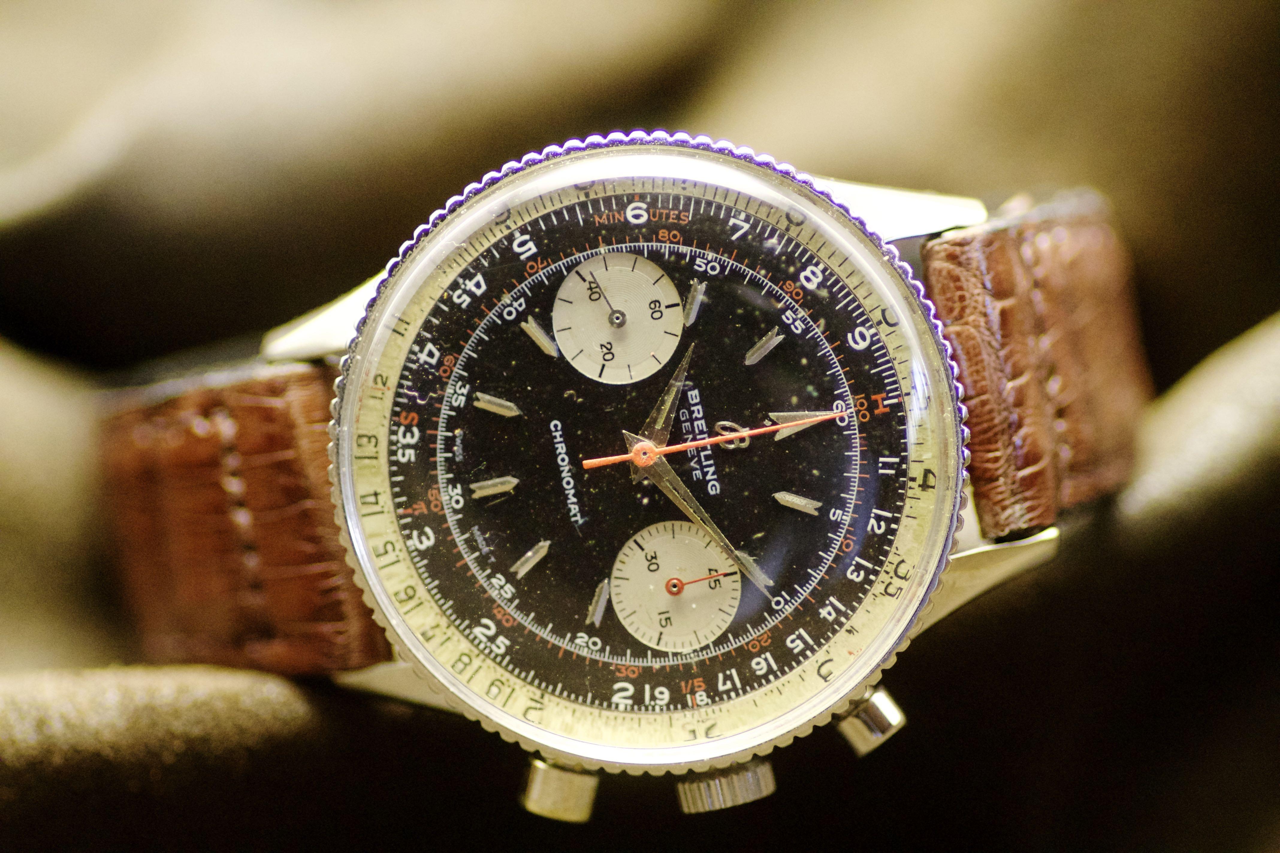 Breitling Chronomat ref 808 - Vintage Breitling watches ...