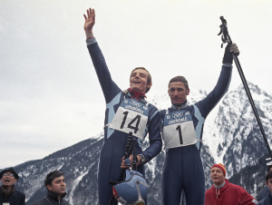 Jean-Claude Killy, Guy Perillat