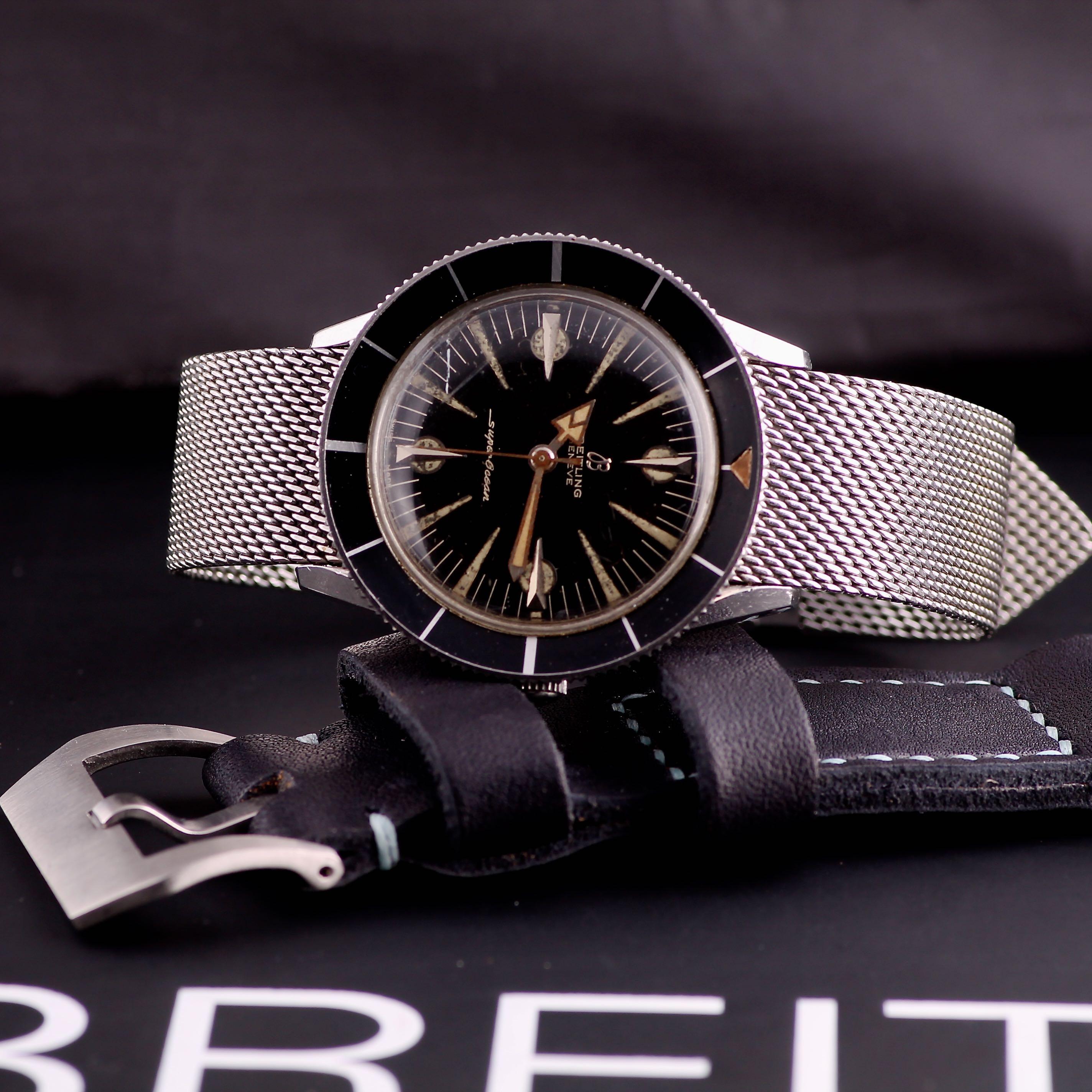 Breitling SuperOcean ref 1004 1959